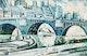 Thumbnail of Artwork by Marc-Aurèle Fortin,  La Seine à Paris