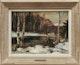 Thumbnail of Artwork by Thomas Hilton Garside,  Spring, Laurentians
