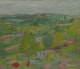 Thumbnail of Artwork by William Goodridge Roberts,  Spring Landscape