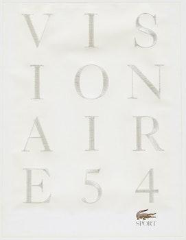 Artwork by  Various Artists, Visionaire 54 Sport Lacoste (Set 1)