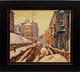 Thumbnail of Artwork by Arto Yuzbasiyan,  Rue d'Aiguillon, Quebec
