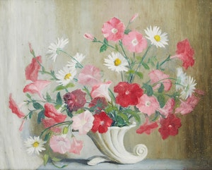 Artwork by Beatrice Hagarty Robertson, Still Life