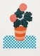 Thumbnail of Artwork by Fernando Torm-Toha,  Potted Plant