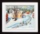 Thumbnail of Artwork by Rod Charlesworth,  Winter Light, Bare Trees