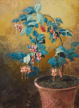 Artwork by  Canadian School, Floral Still Life