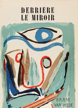 Artwork by  Books and Reference, Six Issues of Derrière le miroir