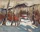 Thumbnail of Artwork by Bruno Côté,  Près du Rang St. Nicolas