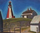 Thumbnail of Artwork by Charles Fraser Comfort,  Yarmouth Light