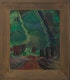 Thumbnail of Artwork by Emily Carr,  Forest Glade (Dark Glade)