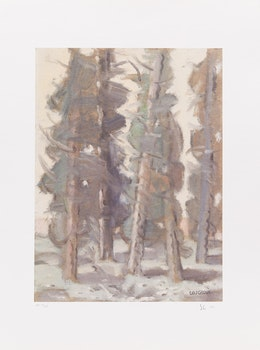 Artwork by Stanley Morel Cosgrove, Collection of Six Landscapes and a Still-Life
