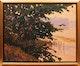 Thumbnail of Artwork by Real Sabourin,  St-Antoine, Matin Brouillard (St-Antoine-sur-Richelieu)