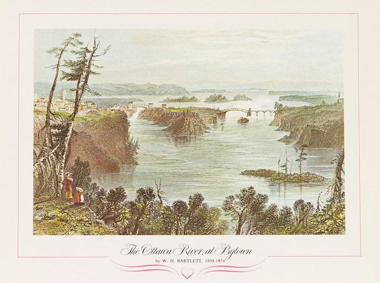 Artwork by William Henry Bartlett,  Six Historical Prints