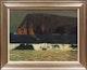 Thumbnail of Artwork by Charles Fraser Comfort,  Cape Smokey, Ingonish
