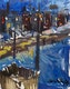 Thumbnail of Artwork by Arthur Shilling,  Looking Down from Studio on Broadview