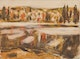 Thumbnail of Artwork by David Brown Milne,  Rain on the River (Morning on the River)