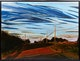 Thumbnail of Artwork by Shannon Craig Morphew,  Cottage Sky at Dusk