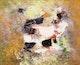Thumbnail of Artwork by Léon Bellefleur,  Abstractiion