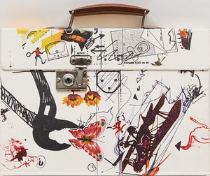 Artwork by Jean Tinguely, Méta