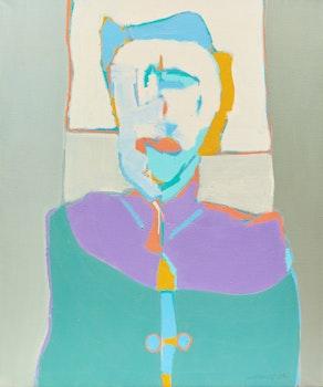 Artwork by James Gordaneer, Member of the Band