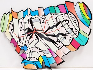 Artwork by John MacGregor, Ripple Time (Multi-colour)