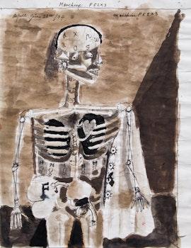 Artwork by Peter Aspell, Machine P52X3