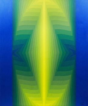 Artwork by Peter Deutsch, Norbu