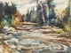 Thumbnail of Artwork by Frank Leonard Brooks,  Elora