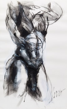 Artwork by Joanne Corno, Torso