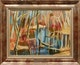 Thumbnail of Artwork by Henri Leopold Masson,  Landscape with Trees