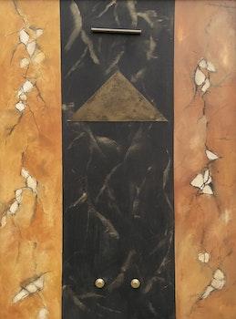 Artwork by Pierre Gendron, Géometrie 1