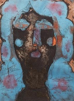 Artwork by Norman Laliberté, Patricia Bleue