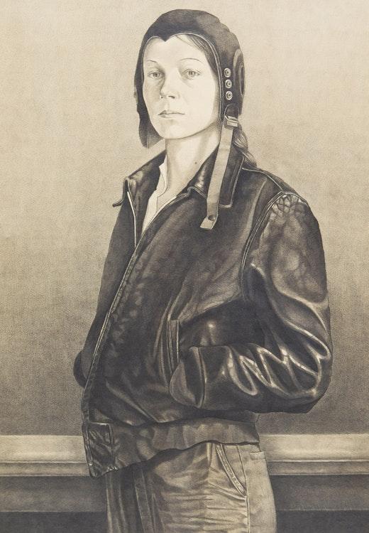 Artwork by Michael Thompson,  Portrait of Lady