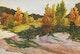 Thumbnail of Artwork by David Seaton Smith,  Autumn Landscape; Summer Landscape