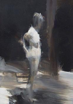 Artwork by Sophie Jodoin, Nude 2