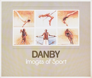 "Artwork by Kenneth Danby, Six Olympic Prints and ""Danby: Images of Sport"" book"