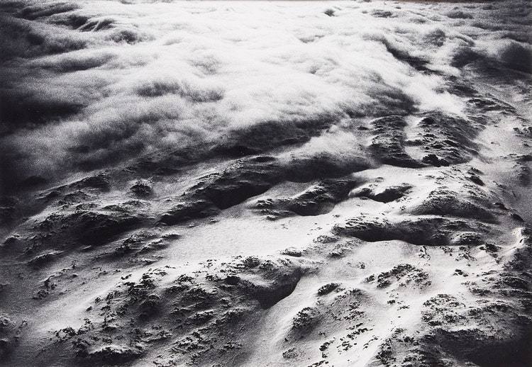 Artwork by John Reeves,  West Baffin Island, 1971; Untitled (Prairie Landscape)