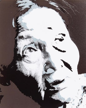 Artwork by John Reeves, Remembering Pitseoliak (Variations A, B and Theme)