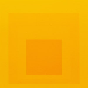 Artwork by Josef Albers, I-S f (Danilowitz 195)