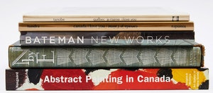 Artwork by  Books and Reference, Canadian Art Reference Books
