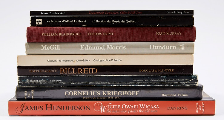 Artwork by  Books and Reference,  Canadian Artist Reference Publications