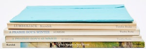 Artwork by  Books and Reference, Four Books on William Kurelek and 1977 Calendar