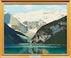 Thumbnail of Artwork by George Franklin Arbuckle,  Lake Louise