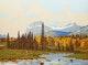 Thumbnail of Artwork by Walter Joseph Phillips,  Mount Eisenhower