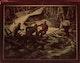 Thumbnail of Artwork by Joseph Sidney Hallam,  The Log Drive
