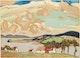 Thumbnail of Artwork by Joseph Ernest Sampson,  Gaspé