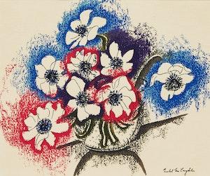 Artwork by Isabel McLaughlin, Floral Arrangement