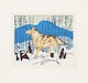 Thumbnail of Artwork by Alfred Joseph Casson,  Timber Wolf