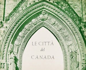 Artwork by  Various Artists, The Seagram Collection of Paintings of the Cities of Canada