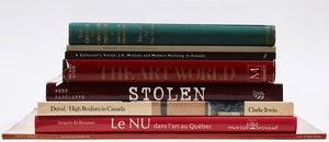 Artwork by  Books and Reference, Canadian Art Reference Publications