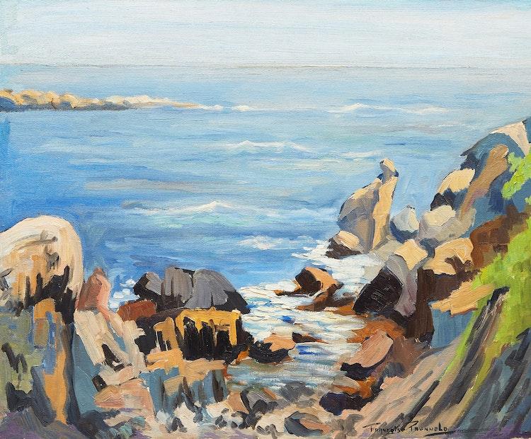Artwork by Françoise Pagnuelo,  Récits au soleil